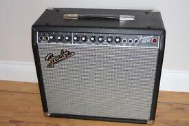 Fender Frontman 65 R Combo Guitar Amp. Excellent Condition