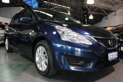 Uber & OLA rental Nissan Pulsar car hire for rideshare $239pw Victoria Park Victoria Park Area Preview