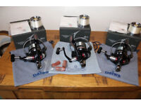 Daiwa tournament ISO 5500 QD Custom carp fishing big pit reels