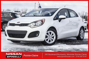 2013 Kia Rio5 LX PLUS IMPECCABLE/ BAS KM