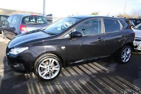 SEAT IBIZA 1.6 TDI CR Sport (black) 2011