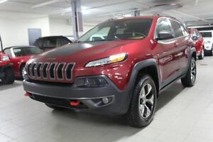 2014 Jeep Cherokee TRAILHAWK 4X4 *4CYL/NAV/CAMERA RECUL*