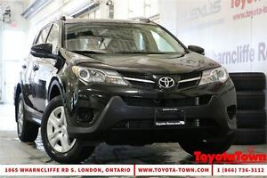 2013 Toyota RAV4 AWD LE UPGRADE BACKUP CAMERA