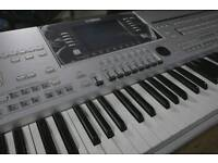 Tyros 4 keyboard, perfect, bonus, cable, Yamaha, workstation