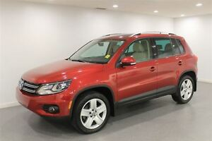 2014 Volkswagen Tiguan Comfortline | Pan. Sunroof | Leather