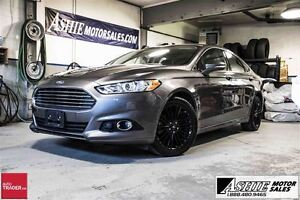 2013 Ford Fusion LEATHER! ROOF! NAV!