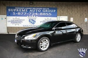 2011 Nissan Maxima SV Leather! Sunroof! Bluetooth!
