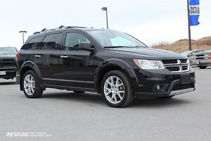 2015 Dodge Journey R/T! LEATHER! 7 PASSENGER! AWD!