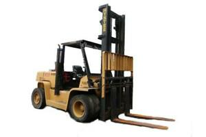 HYSTER H155XL Forklift