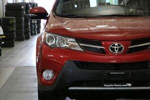 2014 Toyota RAV4 LOADED LIMITED TECH PACKAGE London Ontario image 8