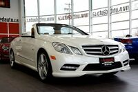 2012 Mercedes-Benz E-Class E550 cabriolet nav back up camera