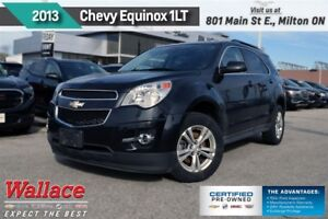 2013 Chevrolet Equinox 1LT/1-OWNER/CLN/HEATED SEATS/REMOTE STRT/