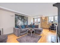 Warehouse Conversion 1BED flat,BrickWall,RiverViewBalcony,PoolGymConcierge,parking,Canada Water SE1