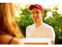Delivery driver. Takeaway is looking for the delivery drivers