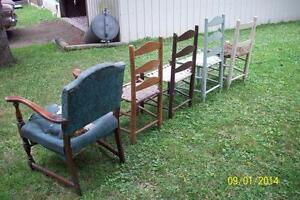 ANTIQUE CHAIRS London Ontario image 4