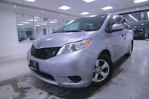 2013 Toyota Sienna FWD, PWR GRP, ONE OWNER, NO ACCIDENT, RHT ORI