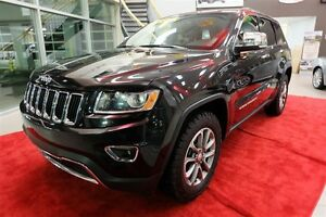 2014 Jeep Grand Cherokee Limited - Toit ouvrant, GPS