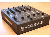 Allen and Heath Xone 43C 4 Channel Mixer