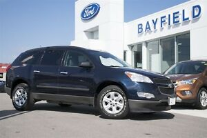 2012 Chevrolet Traverse 1LS AWD 1SA The Ultimate Family Mover. C