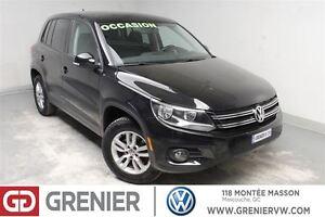 2013 Volkswagen Tiguan 4MOTION+A/C+BAS KM