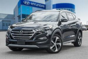 2017 Hyundai Tucson SE 1.6, LEATHER, SUNROOF,