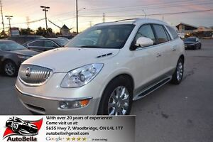 2010 Buick Enclave CXL2 AWD Navi Camera Bluetooth Panoramic Sunr