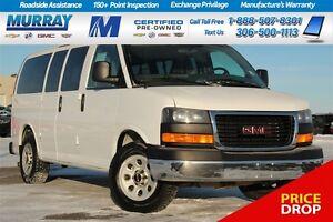 2014 GMC Savana 1500 Passenger Van *CLOTH SEATS*TRAILER TOW PKG*