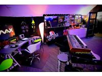 REHEARSAL / RECORDING / STUDIO TIME SHARE - ALL EQUIPMENT INCLUDED - £65 / DAY!