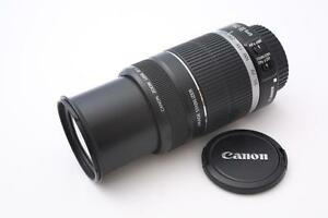 new canon EF S 55 250 IS telephoto lens