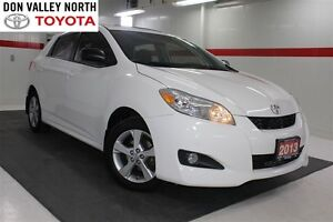 2013 Toyota Matrix Base Sunroof Pwr Wndws Mirrs Locks A/C