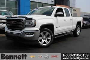 2016 GMC Sierra 1500 SLE - 5.3 V8 4x4 with Nav + 20Rims