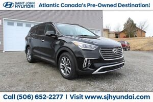 2018 Hyundai Santa Fe XL Luxury! LEATHER! NAV! SUNROOF! 7 PASSEN