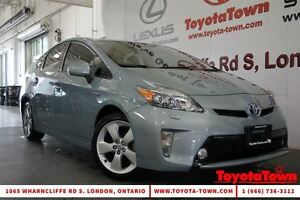2012 Toyota Prius TOURING PACKAGE WITH NAVIGATION & NEW TIRES
