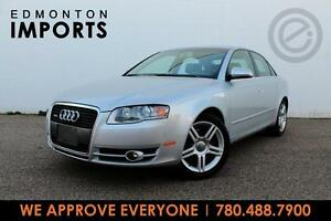2007 Audi A4 2.0T PREMIUM | QUATTRO | CERTIFIED ONLY 95 KMS