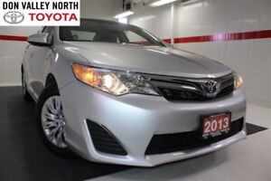 2013 Toyota Camry LE Btooth BU Camera Pwr Wndws Mirrs Locks