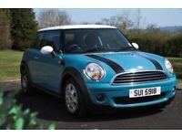 2010 Mini First Hatchback, Manual, 1.4L petrol (1397cc), 3 door
