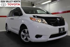 2015 Toyota Sienna 7 PASS Btooth BU Camera Pwr Wndws Mirrs Locks