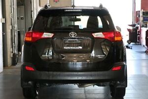 2015 Toyota RAV4 LOADED SINGLE OWNER LIMITED LEATHER & NAVIGATIO London Ontario image 5