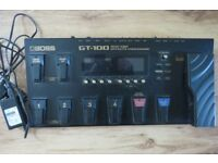 Boss GT-100 Multi Effect Unit