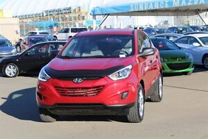 2014 Hyundai Tucson GL FWD *ABS* WINTER TIRES *LIFETIME ENGINE W Edmonton Edmonton Area image 1