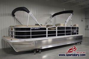 2015 g3 boats PONTON SUNCATCHER V322GT / MOTEUR HORS-BORD YAM...