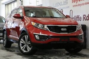 2014 Kia Sportage SX * AWD BLUETOOTH BACK UP CAMERA