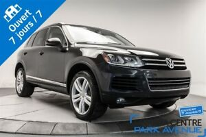 2014 Volkswagen Touareg 3.6L COMFORTLINE SPORT, AWD, NAV, TOIT,