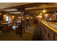 PART TIME BAR STAFF FOR FERNANDES BREWERY TAP, WAKEFIELD