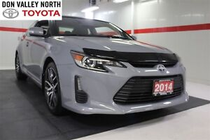 2014 Scion tC Sunroof Btooth Pwr Wndws Mirrs Locks A/C