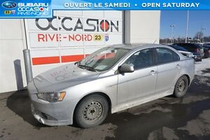 2014 Mitsubishi Lancer GT AWC CUIR+NAVI+MAGS+TOIT.OUVR