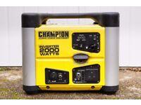 Champion Silent Generator 2000 Watts (Model 72001I)