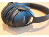Bose QC25 Special Black Edition (Unused Gift)