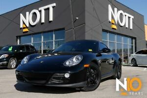 2012 Porsche Cayman Navigation, 6-Spd Manual, Heated Seats