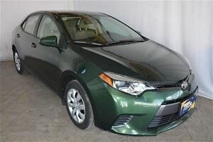 2015 Toyota Corolla LE WITH BACK-UP CAMERA, HEATED SEATS